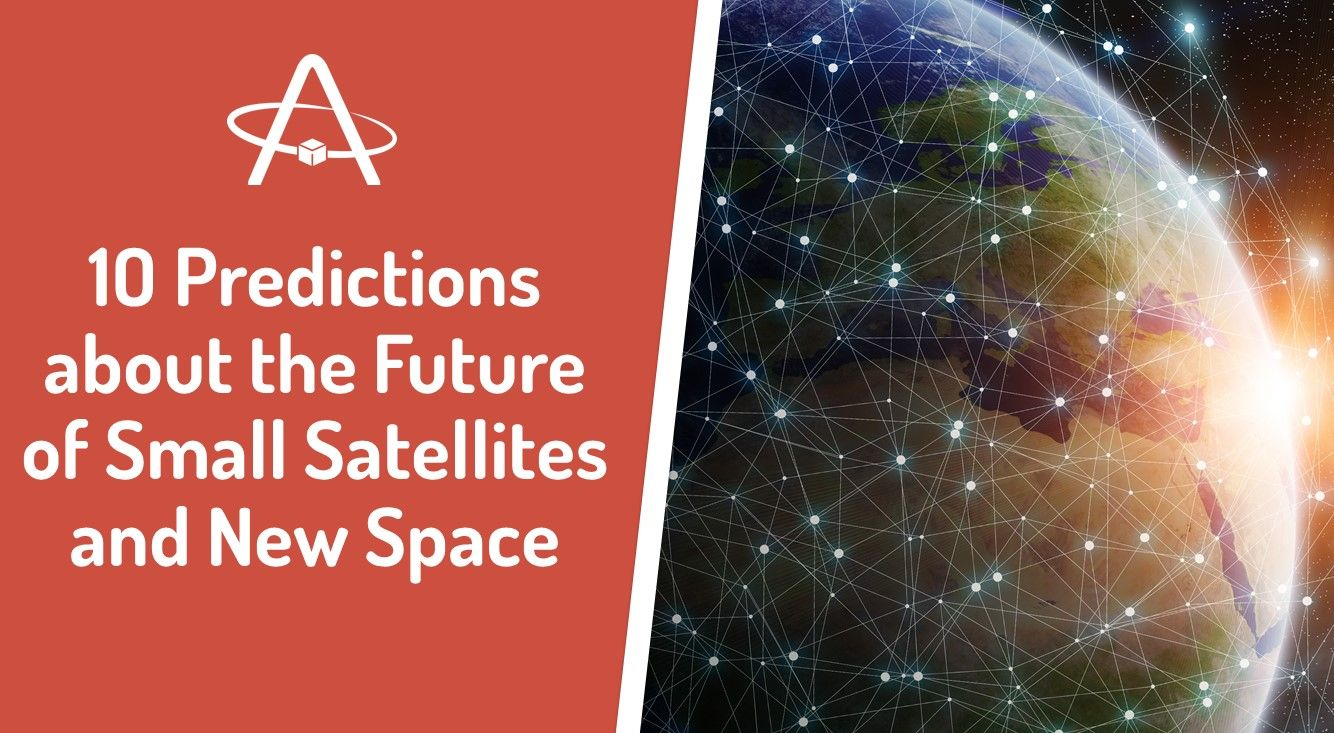 10 Predictions about the Future of Small Satellites and New Space